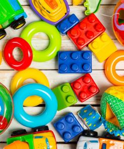 Brinquedos, Jogos e Estimulação