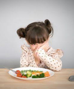 Alimentação e Seletividade Alimentar